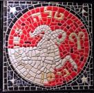 Aries-Zodiac-Mosaic
